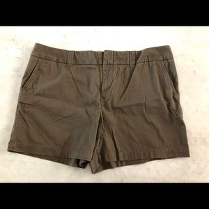 Brown khaki shorts